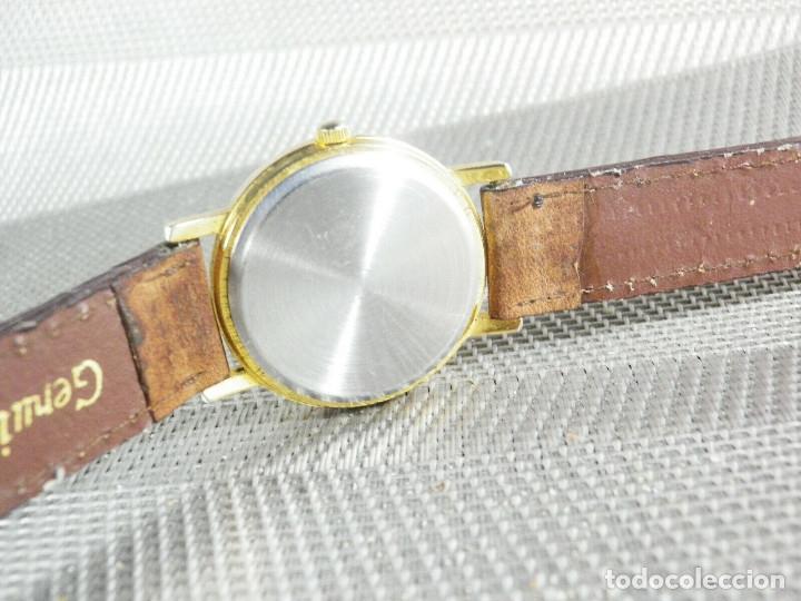 Relojes de pulsera: PRECIOSO RELOJ AÑOS 90 FIN STOK INUSUAL Y PRECIOSO DISEÑO FUNCIONA LOTE WATCHES - Foto 8 - 173996832