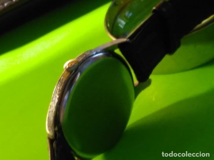 Relojes de pulsera: CYMA. R-0586 K. AÑOS 50. MANUAL. FUNCIONANDO BIEN. 36.20 MM. S/C. CALIBRE R-0586 K DESCRIP. Y FOTOS. - Foto 4 - 174004733