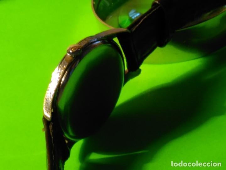 Relojes de pulsera: CYMA. R-0586 K. AÑOS 50. MANUAL. FUNCIONANDO BIEN. 36.20 MM. S/C. CALIBRE R-0586 K DESCRIP. Y FOTOS. - Foto 5 - 174004733