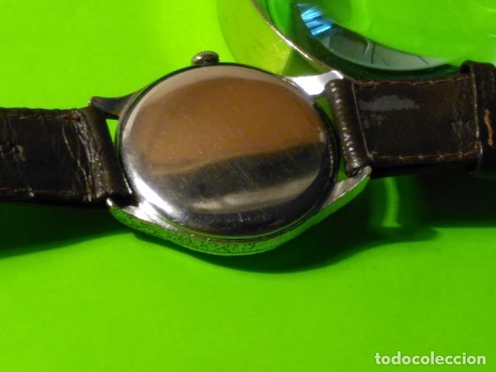 Relojes de pulsera: CYMA. R-0586 K. AÑOS 50. MANUAL. FUNCIONANDO BIEN. 36.20 MM. S/C. CALIBRE R-0586 K DESCRIP. Y FOTOS. - Foto 6 - 174004733