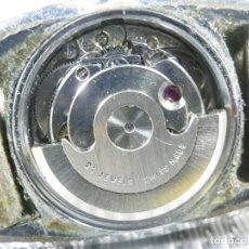 Relojes de pulsera: RELOJ AUTOMATICO 21 RUBIS MAQUINA FUNCIONA FALTA TIJA MUY BUENO PARA PIEZAS. Lote 174033337