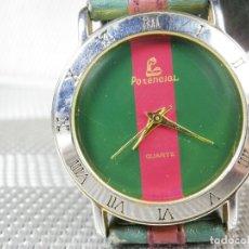Relojes de pulsera: ORIGINAL ANTIGUO POTENCIAL RETRO AÑOS 80 POPULAR SIN USO Nº SERIE LOTE WATCHES. Lote 174036645