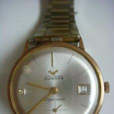 Relojes de pulsera: RELOJ DE PULSERA MARCA DUWARD-DIPLOMATIC . Lote 174041499