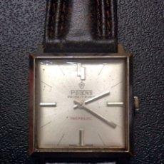 Relojes de pulsera: RELOJ POTENS CUADRADO. Lote 174047037