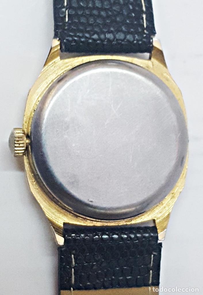 Relojes de pulsera: Reloj MARSONIC ANTIMAGNETIC de carga manual. - Foto 6 - 174096129