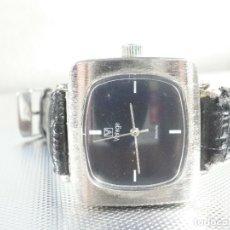 Relojes de pulsera: ELEGANTE VINTAGE AÑOS 90 DE CABALLERO FIN STOK FUNCIONA PERFECTO LOTE WATCHES. Lote 174102695