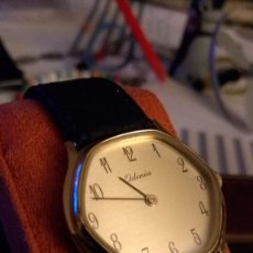Relojes de pulsera: RELOJ ODENIA. MECÁNICO DE CUERDA. SWISS MADE.. Lote 174340169