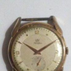 Relojes de pulsera: ANTIGUO RELOJ FORTIS DE CARGA MANUAL DE CUERDA.SE PARA.HAY QUE REPASARLO.AÑOS 50.. Lote 174342614