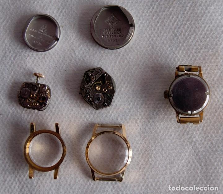 Relojes de pulsera: LOTE DE RELOJES DE DAMA CERTINA, CYMA DUWARD... R20 - Foto 4 - 174411338