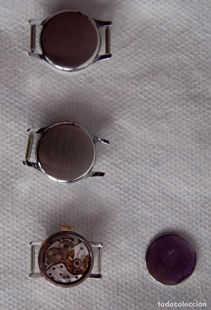 Relojes de pulsera: LOTE DE RELOJES DE DAMA CERTINA, CYMA DUWARD... R20 - Foto 6 - 174411338