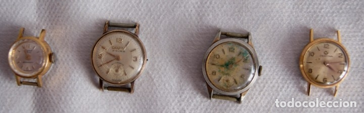 Relojes de pulsera: LOTE DE RELOJES DE DAMA CERTINA, CYMA DUWARD... R20 - Foto 7 - 174411338