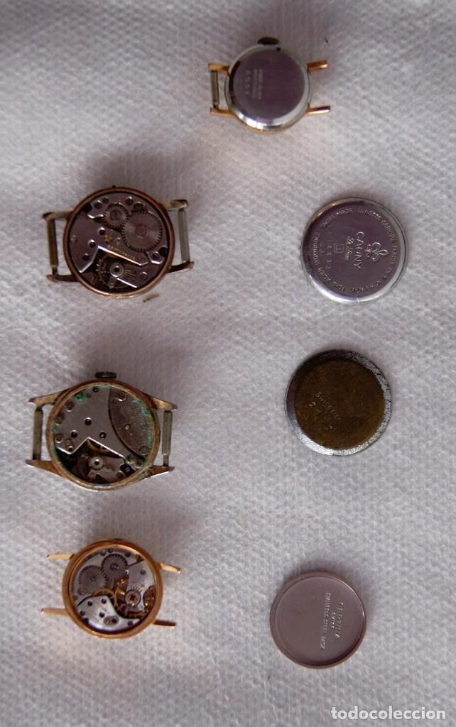 Relojes de pulsera: LOTE DE RELOJES DE DAMA CERTINA, CYMA DUWARD... R20 - Foto 8 - 174411338