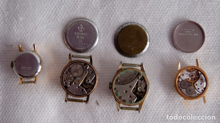 Relojes de pulsera: LOTE DE RELOJES DE DAMA CERTINA, CYMA DUWARD... R20 - Foto 9 - 174411338