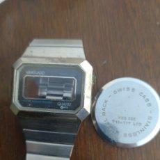 Relojes de pulsera: ANTIGUO RELOJ VANGUARD PARA REPARAR O PIEZAS. Lote 174413609