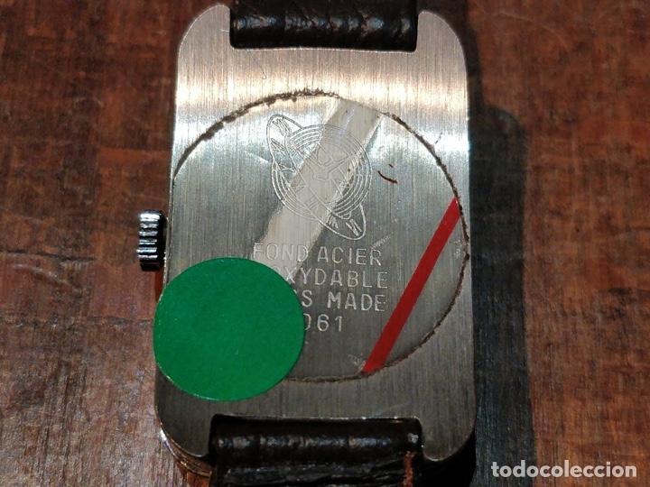 Relojes de pulsera: Reloj de pulsera Dogma Fine, carga manual, funcionando. Muy original esfera - Foto 7 - 53703881