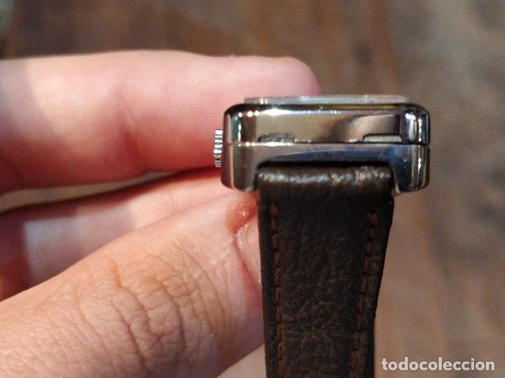 Relojes de pulsera: Reloj de pulsera Dogma Fine, carga manual, funcionando. Muy original esfera - Foto 8 - 53703881