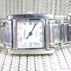 Relojes de pulsera: ELEGANTE Y MUY BELLO RELOJ DE DAMA SIN USO FIN STOK FUNCIONA!!!!!!! LOTE WATCHES. Lote 174574035