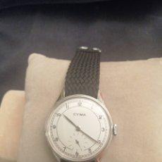 Relojes de pulsera: CYMA CORDA MANUAL. Lote 175065108