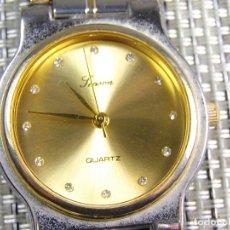 Relógios de pulso: AÑORABLE RELOJ CABALLERO 1988 BUEN ESTADO CLASICO Y BONITO FUNCIONA LOTE WATCHES. Lote 175157298