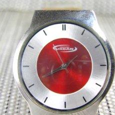 Relojes de pulsera: BONITO INUSUAL RELOJ DE COLECCION AÑOS 90 FORTUNA FUNCIONA PERFECTO LOTE WATCHE. Lote 175303374