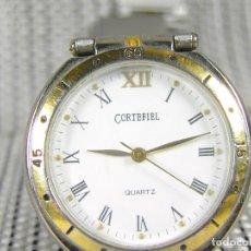 Relojes de pulsera: PRECIOSO Y CLASICO RELOJ CORTEFIEL UNISEX AÑOS 90 FUNCIONA PERFECTO LOTE WATCHES. Lote 175303658
