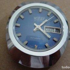 Relojes de pulsera: RELOJ SUIZO MECANICO WIBAX NUEVO OLD STOCK. Lote 175328717