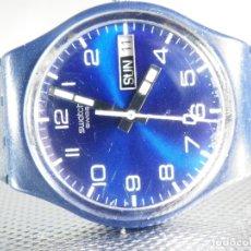Relojes de pulsera: OCASION PRECIOSO Y VERANIEGO SWATCH AÑO 2000 FUNCIONA PERFECTO LOTE WATCHES. Lote 175340827