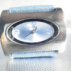 Relojes de pulsera: OCASION PONTIMA AÑO 2018 FIN STOK DE GRAN CALIDAD CORRERA BAQUERA LOTE WATCHES. Lote 175341940