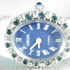 Relojes de pulsera: OPORTINIDAD UNICA MORTIIMA MECANICO FIN STOK MODELO DE LUJO AÑOS 70 LOTE WATCHES. Lote 175345743