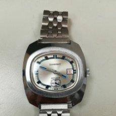 Relojes de pulsera: RELOJ SUIZO MARCA DIAMANT ANTICHOC 38 MILÍMETROS. Lote 175368410