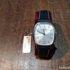 Relojes de pulsera: RELOJ DE PULSERA CERTINA KURTH FERRES, 17 JEWELS. Lote 53703925