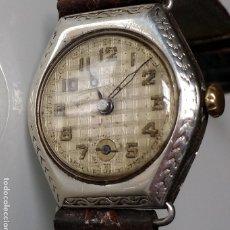 Relojes de pulsera: RELOJ DE DAMA BREVET ART DECO, AÑOS 20´S / EN MARCHA. Lote 175528517