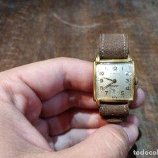Relojes de pulsera: ANTIGUO RELOJ DE PULSERA STARINA. CARGA MANUAL. FUNCIONANDO.. Lote 53779512