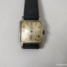 Relojes de pulsera: ANTIGUO RELOJ THUSSY LA CHAUX DE FONDS 15 RUBÍS. Lote 175656330