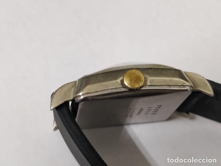 Relojes de pulsera: Antiguo reloj THUSSY La chaux de fonds 15 rubís - Foto 9 - 175656330