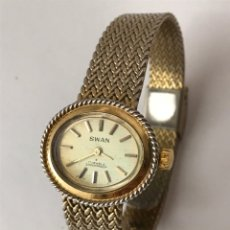 Relojes de pulsera: RELOJ SWAN CARGA MANUAL PARA SEÑORAS. Lote 175703122