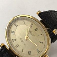 Relojes de pulsera: RELOJ CAPRI ELEGANCE CARGA MANUAL VINTAGE. Lote 175709133