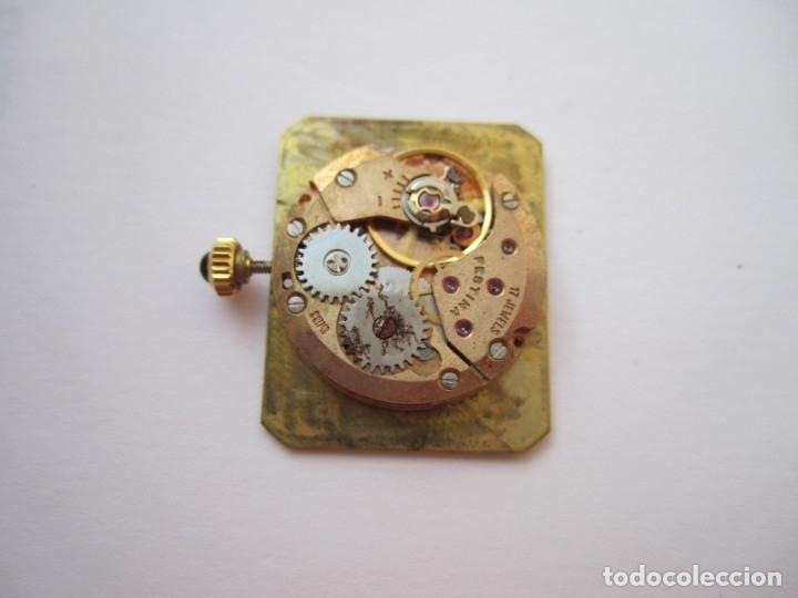 Relojes de pulsera: 94-FESTINA 2512-1, carga manual, Incabloc, 17 Rubís-Años 80 (Funciona) - Foto 3 - 175782454