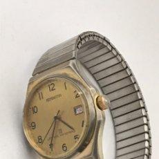 Relojes de pulsera: RELOJ REMINGTON CALENDARIO CARGA MANUAL. Lote 175901224