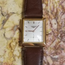 Relojes de pulsera: RELOJ DE PULSERA LONGINES CON CAJA DE ORO. Lote 175938877