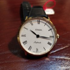 Relojes de pulsera: RELOJ DE PULSERA DUWARD DIPLOMATIC. FUNCIONANDO. Lote 53088659