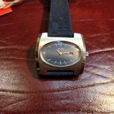 Relojes de pulsera: RELOJ DE PULSERA DUWARD, CUERDA. FUNCIONANDO.. Lote 53703825