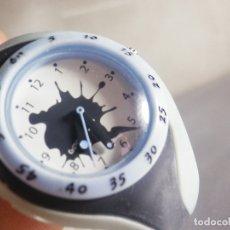 Relojes de pulsera: BONITO GEONAUTE COMODO LIGERO SUMERGIBLE 30 METROS FUNCIONA PERFECTO LOTE WATCHE. Lote 175966664