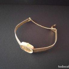 Relojes de pulsera: RELOJ DE ORO OMEGA DE VILLE 18KT. Lote 176119599