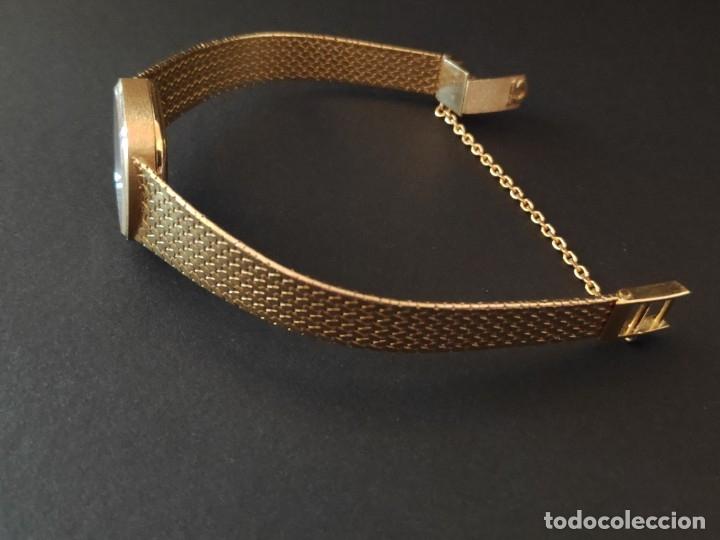 Relojes de pulsera: Reloj de Oro Omega de Ville 18kt - Foto 2 - 176119599