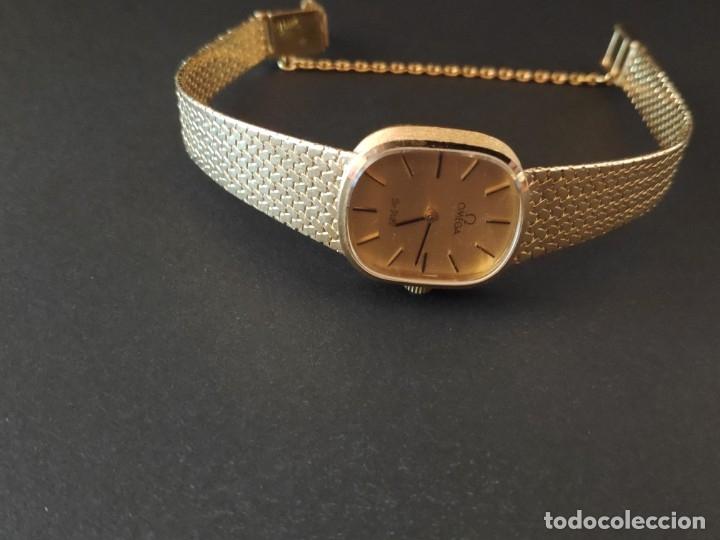 Relojes de pulsera: Reloj de Oro Omega de Ville 18kt - Foto 3 - 176119599