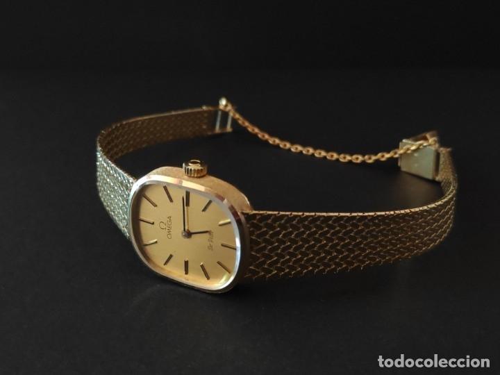 Relojes de pulsera: Reloj de Oro Omega de Ville 18kt - Foto 5 - 176119599
