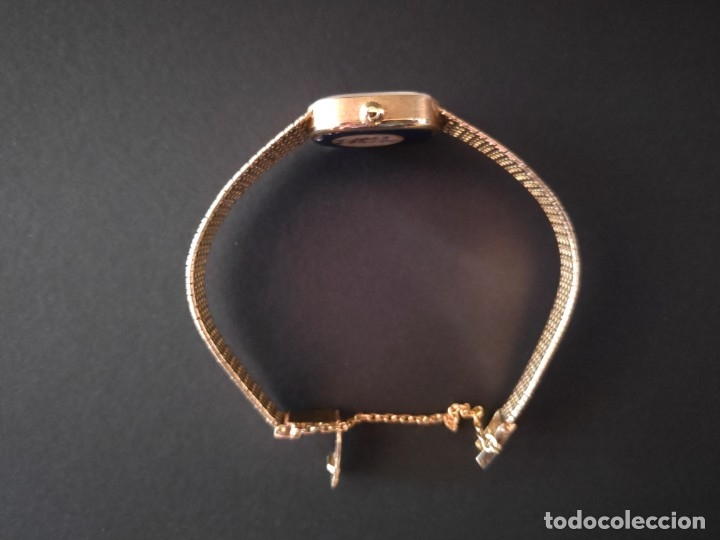 Relojes de pulsera: Reloj de Oro Omega de Ville 18kt - Foto 8 - 176119599