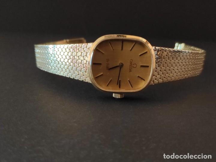 Relojes de pulsera: Reloj de Oro Omega de Ville 18kt - Foto 9 - 176119599