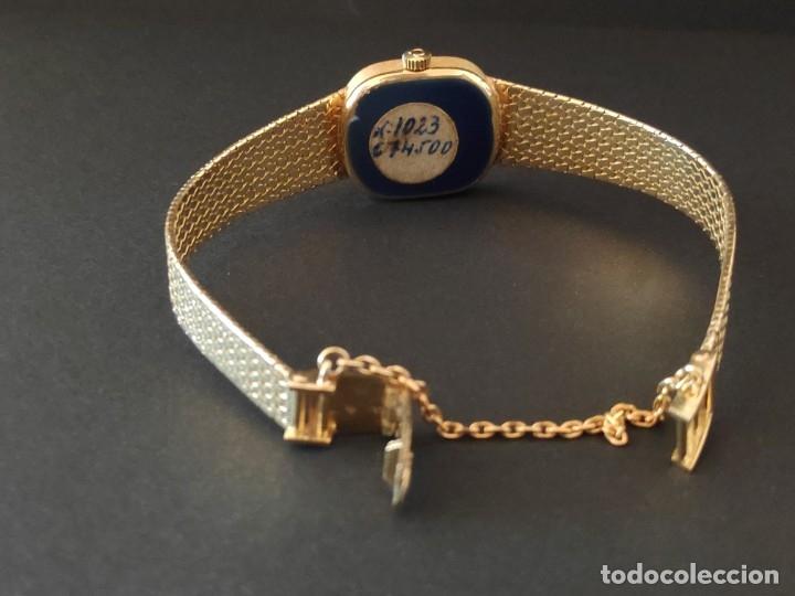 Relojes de pulsera: Reloj de Oro Omega de Ville 18kt - Foto 11 - 176119599